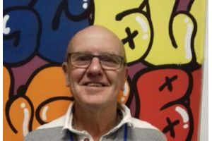 August 2019 - Dave Quilliam, Volunteer Mentor